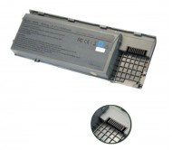 Dell Latitude D630, D630N, D630C (6 Cell) Laptop Battery With Original Cells