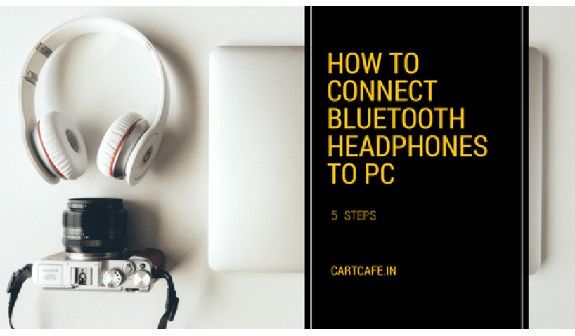 How To Connect Bluetooth/Wireless Headphones To Your Computer (5 Steps)