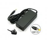 HP Laptop Charger 65W - 18.5v, 3.5A with Free Power Cord