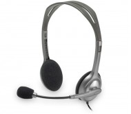 Logitech H-110 Stereo Headphone with High Quality Sound