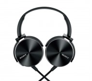 Sony MDR XB-450 Black - Ear Headphones with Extra Bass