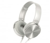 Sony MDR XB-450 ( White ) Ear Headphones with Extra Bass