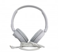 Sony MDR-ZX110 (White) Headphone with High Quality Sound